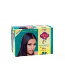 Hwaiian Silky Argan Oil Hydrating Sleek No Lye Relaxer