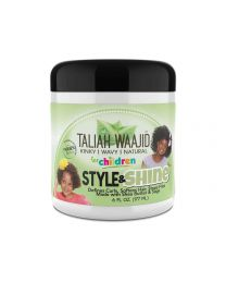 Taliah Waajid - Kinky/wavy/natural - Style & Shine  - 6oz  / 177ml