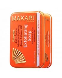 MAKARI Extreme Argan & Carrot Exfoliating Soap - 7oz / 200g