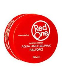 Red One Aqua Wax Full Force