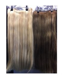 "Balmain Backstage Weft -100% Human Hair ( 100g ) - 24"" / 60cm"