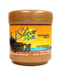 Silicon Mix Maroccan Argan Oil Hair Treatment