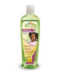 Sofn Free N Pretty GroHealthy Growth Oil