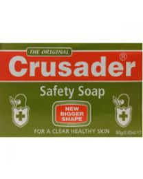 Crusader Cleansing Safety Soap Black