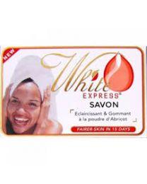 White Express Soap