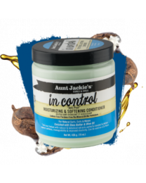 Aunt Jackie's In Control – Moisturizing & Softening Conditioner - 15oz