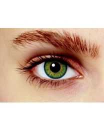 Hollywood Colorlenses Blends Jade Green