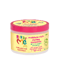 Just For Me Natural Hair Nutrition Moisture Rich Styling Smoothie - 12oz / 340 g