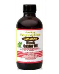 Jamaican Mango & Lime Black Castor Oil Peppermint 118 ml