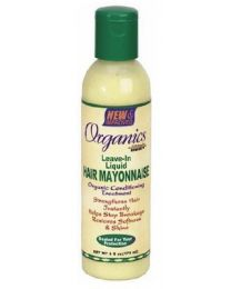 Africas Best Organics Leave-In Liquid Hair Mayonnaise