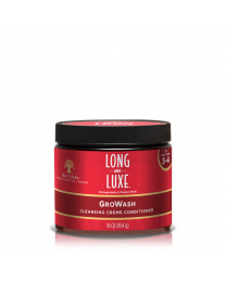 As i Am Naturally Long And Luxe Growash - 16oz / 454 ml