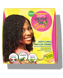 ORS Olive Oil Girls - Soft Curls - Texture sotening System