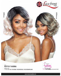 Red Carpet Lace Front Wig - KARINA