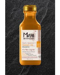 Maui Moisture Coconut Oil Shampoo - 13oz / 385ml