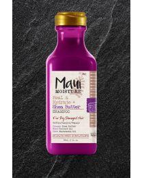 Maui Moisture Shea Butter Shampoo - 13oz / 385ml
