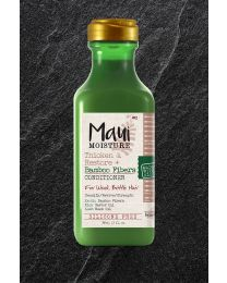 Maui Moisture Bamboo Conditioner - 13oz / 370ml