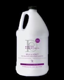 Design Essentials Milk & Honey Neutralizing Shampoo - Gallon