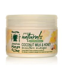 Jamaican Mango & Lime Pure Naturals With Smooth Moisture Coconut Milk & Honey Moisture Masque