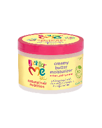 Just For Me Natural Hair Nutrition Creamy Butter Moisturizer 340 g