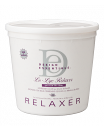 Design Essentials Lo-Lye Relaxer With Sheabutter Regular - 64oz / 1,8kg