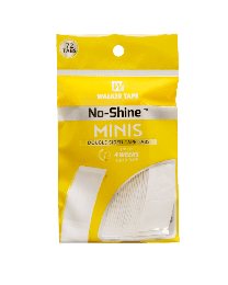 Walker No-Shine Minis Strips - 72pcs/bag