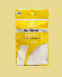 Walker No-Shine Minis Strips - 72pcs/bag