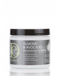 Design Essentials Natural Almond and Avocado Nourishing Co-Wash 454 gr