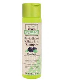 Nunaat Brazilian Pataua Oil Revitalizing Sulfate Free Shampoo