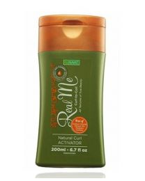 Nunaat Real Me Curl To Coil Natural Curl Activator 200 ml