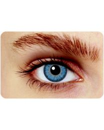 Hollywood Colorlenses Classic Ocean Blue