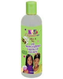 Africas Best Kids Organics Olive and Soy Moisturizing Growth Lotion
