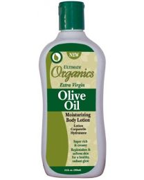Africas Best Ultimate Organics Olive Oil Moisturizing Body Lotion
