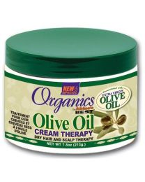 Africas Best Organics Olive Oil Cream Therapy