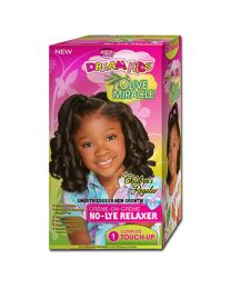 African Pride Dream Kids Olive Miracle Relaxer Regular Value Pack