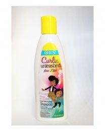 ORS Curlies Unleashed For Kids Curl Detangling Shampoo 236 ml