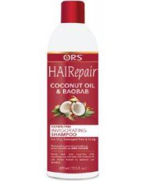 ORS Hair Repair Invigorating Shampoo 370 ml