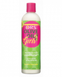 ORS Olive Oil Girls Moisture Rich Conditioner 384 ml