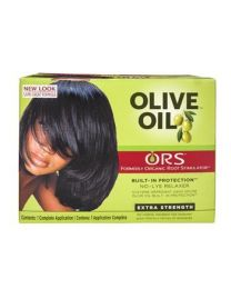 ORS Olive Oil Built in Protector No- Lye Relaxer System