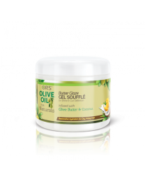 ORS Olive Oil For Naturals Butter Glaze Gel Souffle 340 g