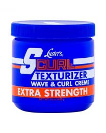 SCurl® Texturizer Wave & Curl Cream 425 gr- Extra