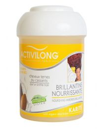 Activilong regenerating hairdress brillantine Shea Butter