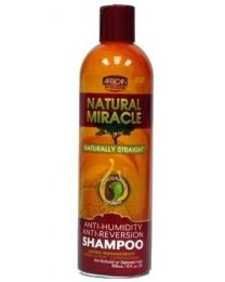 African Pride Natural Miracle Anti Reversion Shampoo
