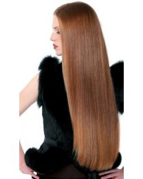 Balmain Extensions Straight XL 60 cm Human Hair 10 pcs