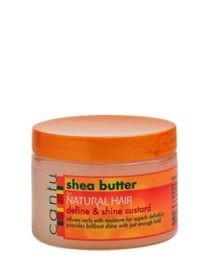 Cantu for Natural Hair Define and Shine Custard