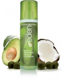 Creme of Nature Straight from Eden Plant Derived Detangling Leave-in Conditioner 250 ml