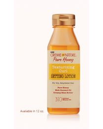 CON HONEY Texturizing Curl Setting Lotion - 12oz / 355ml