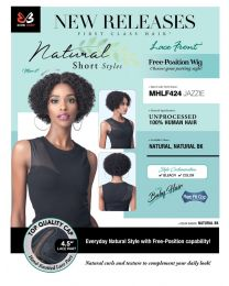 Bobbi Boss HUMAN HAIR MHLF424 Jazzie