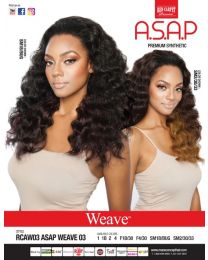 Red Carpet A.S.A.P Weave RCAW03