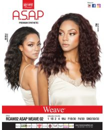 Red Carpet A.S.A.P Weave RCAW02
