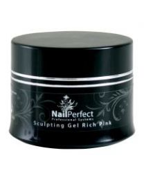 NailPerfect Premium Sculpting Gel Rich Pink 14g